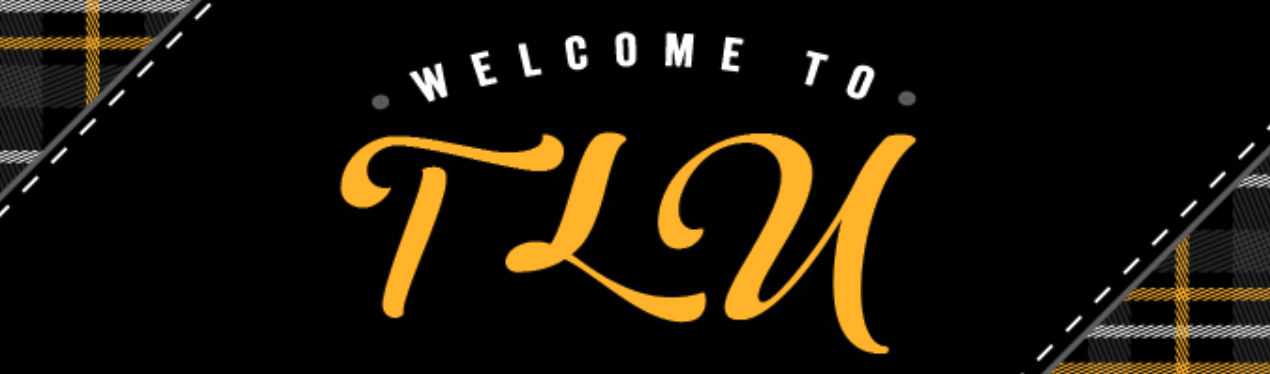 Welcome to TLU Banner