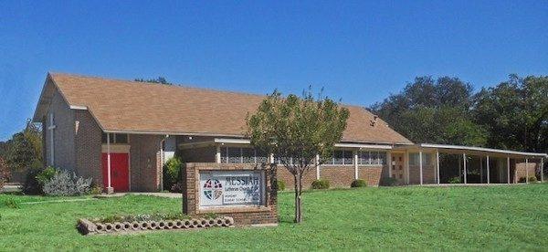 Messiah Lutheran Church in Austin