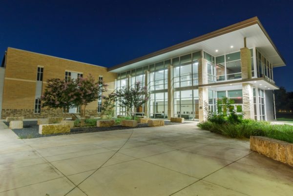 School of Music Building