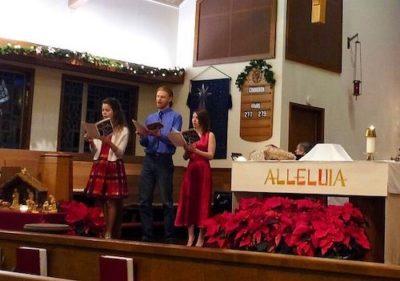 Messiah Lutheran Church Choir