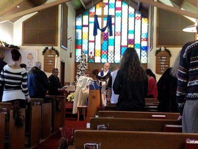 Messiah Lutheran Church in Austin Service
