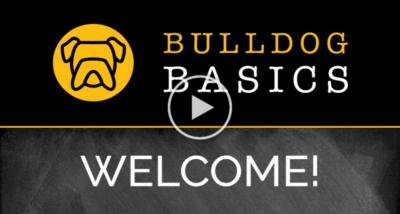 Virtual Bulldog Basics I