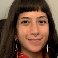 Student Gabi Gonzales